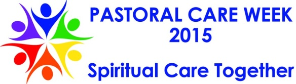 Pastoral Care Week 2015