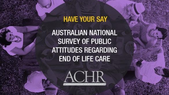 ACHR Survey